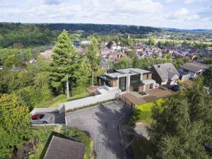 Award-winning contemporary house design - TSBP Architecture